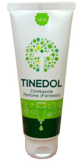 To buy the cream Tinedol